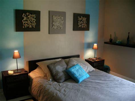deco chambre turquoise gris chambre bleu turquoise et beige chaios com