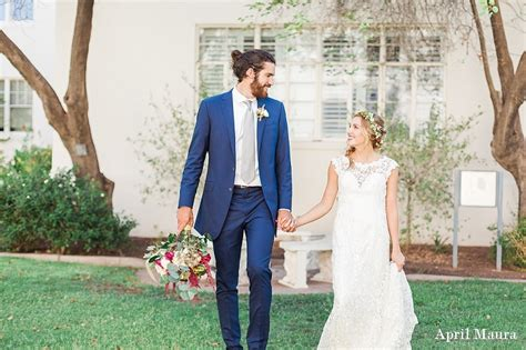 Asu Secret Garden by Secret Garden At Arizona State Wedding Featured