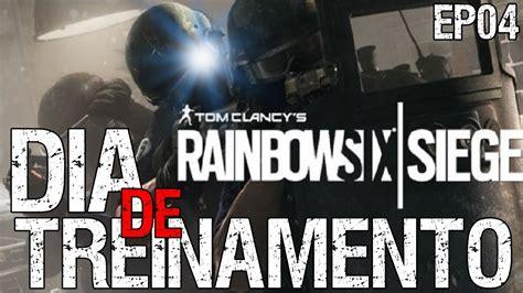 siege dia tom clancy 39 s rainbow six siege dia de treinamento ep04