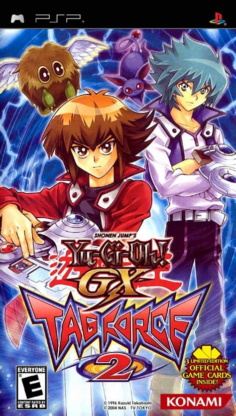 yu gx gi oh psp force tag games game duel tournament