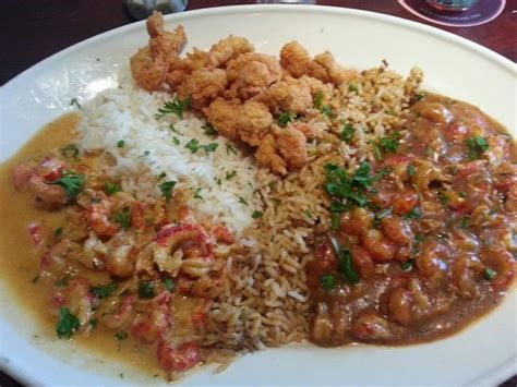 crawfish trio picture of pappadeaux seafood kitchen