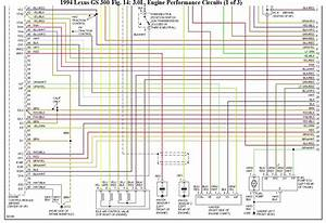 94 Lexu Es300 Wiring Diagram