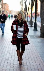 27 stylish maternity winter to enjoy the season