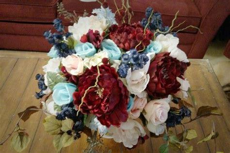 navy maroon light pink  ice blue wedding beautiful
