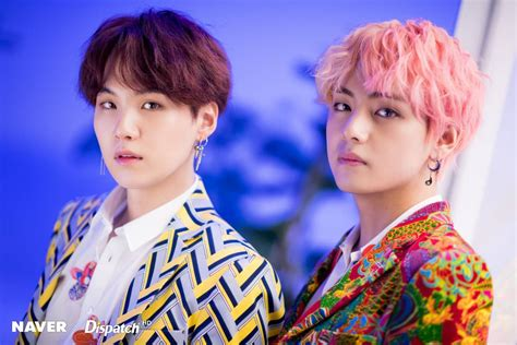 Bts 'idol' Music Video Shooting By Naver X Dispatch