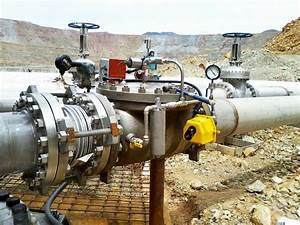 Pump Control And Metering Valve In A Step Mine