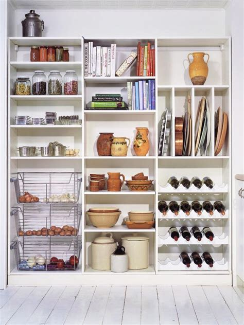 kitchen storage options pantry storage pictures options tips ideas hgtv 3163
