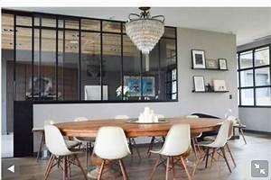 verriere touquet pinterest gris fenetre et des With idee deco cuisine avec table esprit scandinave
