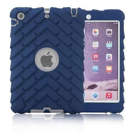 Military Shockproof Rugged Heavy Duty Case Cover For Apple