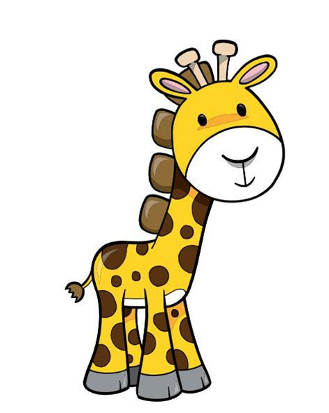 jirafa dibujos infantiles imagui