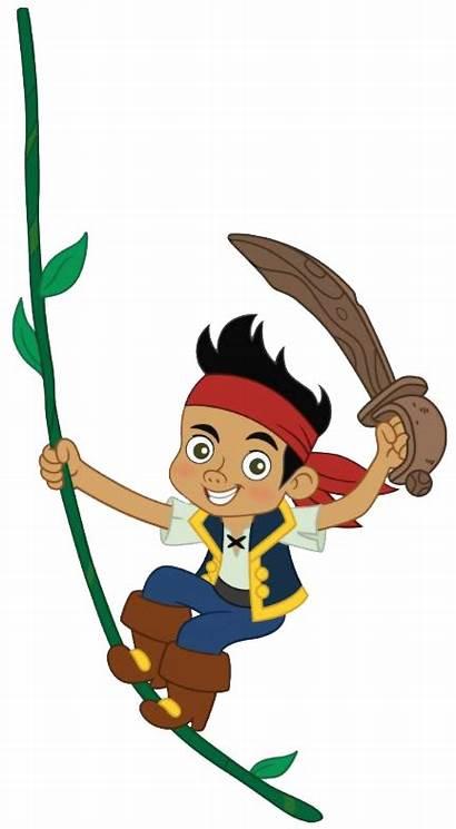 Jake Pirates Neverland Clipart Treasure Pirate Never