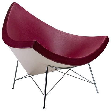 george nelson coconut chair at 1stdibs