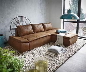 Sofahusse Ecksofa Mit Ottomane : couch abilene braun 260x175 mit bettfunktion ottomane variabel ecksofa ~ Bigdaddyawards.com Haus und Dekorationen