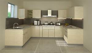 modular kitchen u shaped design peenmediacom With modular kitchen u shaped design
