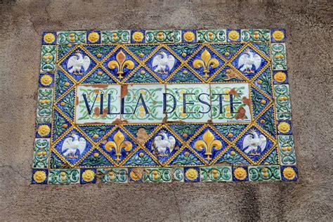 Villa D Este Ingresso by Villa D Este Ecco Gli Orari E Altre Informazioni Utili