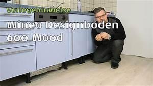 Vinylboden Fliesenoptik Küche : wineo 600 vinylboden in der k che verlegen youtube ~ A.2002-acura-tl-radio.info Haus und Dekorationen