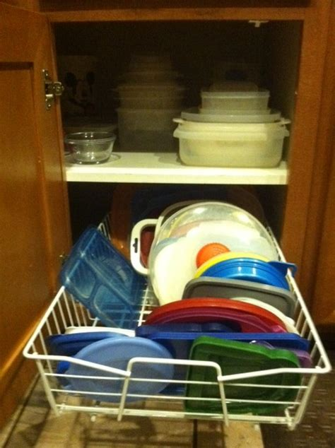 plastic lid organizer kitchen thrifty thursday this week s thrift find how to 4275