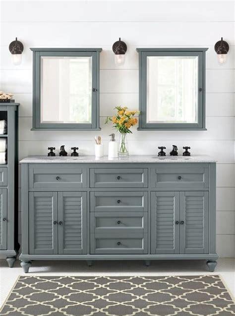 gorgeous colored bathroom vanity ideas   bathroom