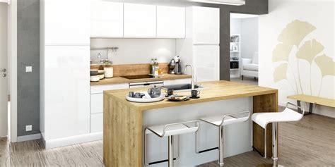 cuisine ouverte ikea cuisine ouverte ilot central cuisine ouverte avec lot central idee bar cuisine ouverte img10