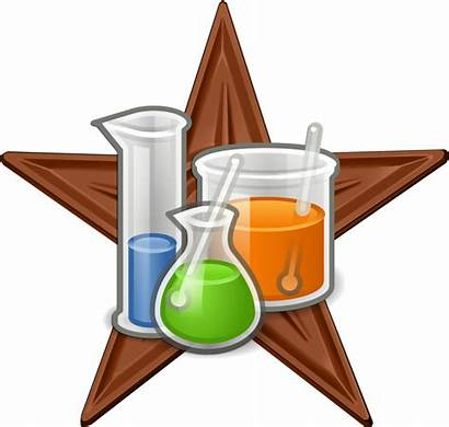 Chemistry Clipart Science Chemical Results Barnstar Hires