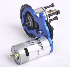 Metal Electric Starter For Dle30  Dle 35ra  Eme35 Gasoline Engine For Airplane