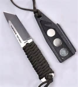 Neck Knife Sheath