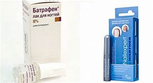 Лечение грибка ступней и ногтей