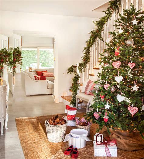 donde poner el arbol de navidad en casa