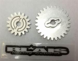 2008-2011 Blais Racing Ktm 400  450  530 Exc  Xc-w Aluminum Oil Pump Gear Upgrade