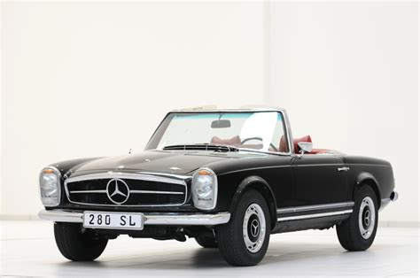 Mercedes Classic Car by Mercedes Tuner Brabus Tries Its At Classic Car