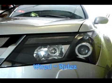 wired ridez acura mdx  youtube
