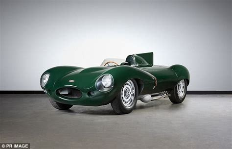 Most Expensive Racing Car by Jaguar Set Be Most Expensive Car Sold In Australia