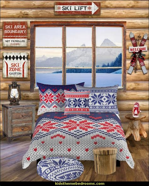Decorating theme bedrooms Maries Manor: cabin