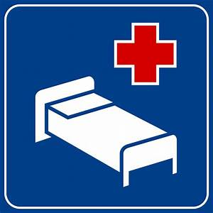 Hospital Road Sign - ClipArt Best