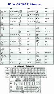 97 Bmw 328i Fuse Box Diagram