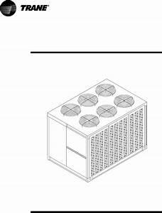 Trane Air Conditioner Rauc