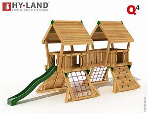 Kinder Spielturm Garten : spielturm hy land q serie projekt 4 kletterturm mit rutsche din en 1176 ~ Whattoseeinmadrid.com Haus und Dekorationen