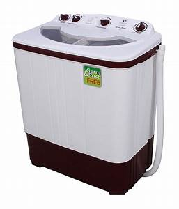 Videocon Vs60a12 Semi Automatic Washing Machine Price In