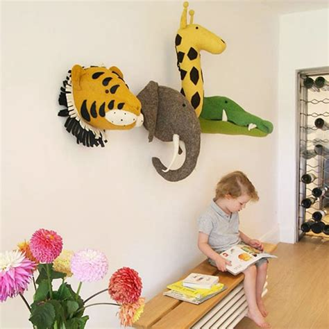 With millions of unique furniture, décor, and housewares options, we'll help you find the perfect solution for your style and your home. 2016 3d Wall Hanging Home Decoration Modern Felt Animal Head Wall Decoration Room Decoration ...