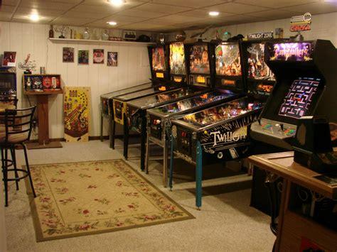 Gameroom : The Nut House-gameroom Junkies