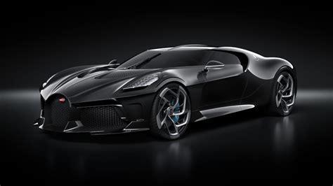bugatti la voiture noire price specs  review