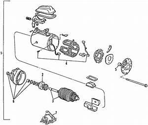 Mercury Mountaineer Starter Motor  Auto  Trans  Liter