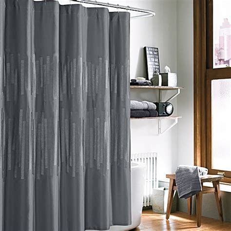 kenneth cole curtains kenneth cole reaction home shower curtain in grey