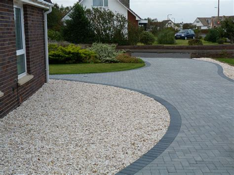 driveway design pictures installers in ayrshire marshalls