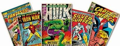 Marvel Comic Poster Superhero Gifts Superheroes