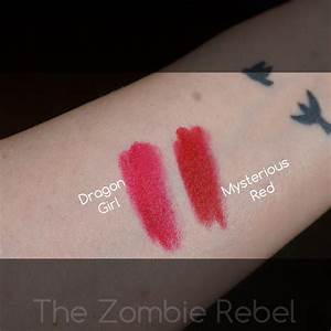 The gallery for --> Nars Mysterious Red Vs Cruella