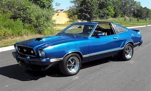 Blue 1978 Ford Mustang Cobra II Hatchback - MustangAttitude.com Photo Detail
