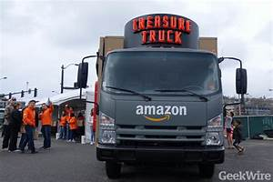 First look at Amazon's Treasure Truck: Getting a deal from ...