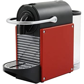 Currently, some of the best deals when combined with shipping are available on amazon. Nespresso Pixie Coffee Machine, Carmine Red by Magimix: Amazon.co.uk: Kitchen & Home