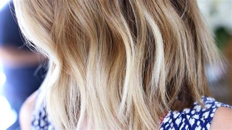 color melting fall hair color highlights trend instylecom